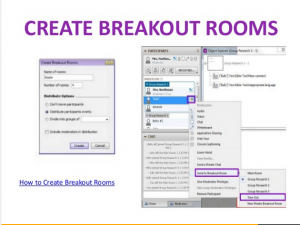 Break Out Rooms