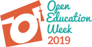 Open Education Week Logo